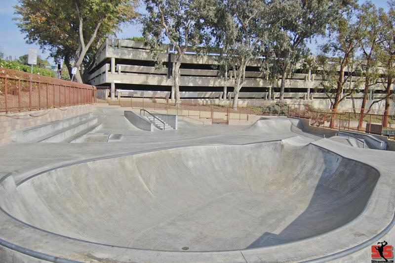 Whittier Skatepark