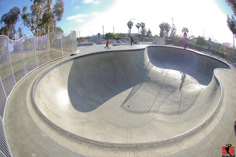 Culver City Skatepark
