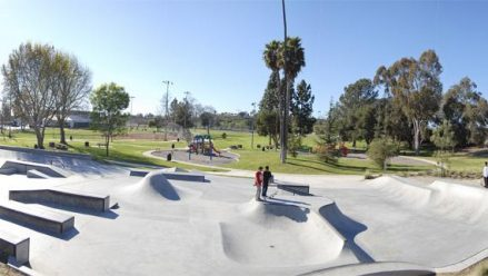 Oceanside Melba Bishop Skatepark