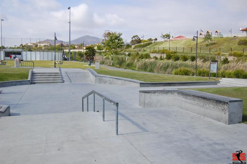 Chula Vista Salt Creek Street Plaza