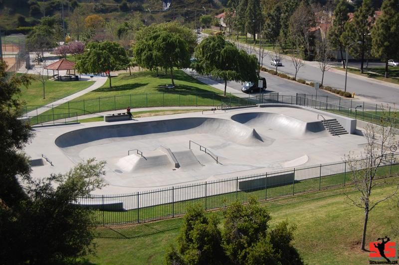 Diamond Bar Skatepark